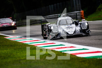 11/10/2020 - 24 Enqvist Henning (swe), Maini Arjun (ind), Lancaster Jon (gbr), Algarve Pro Racing, Oreca 07 Gibson, action during the 2020 4 Hours of Monza, 4th round of the 2020 European Le Mans Series, from October 9 to 11, 2020 on the Autodromo Nazionale di Monza, Italy - Photo Germain Hazard / DPPI - 4 HOURS OF MONZA, 4TH ROUND OF THE 2020 EUROPEAN LE MANS SERIES - SUNDAY - ENDURANCE - MOTORI