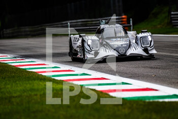 11/10/2020 - 25 Falb John (usa), Trummer Simmon (che), Aubry Gabriel (fra), Algarve Pro Racing, Oreca 07 Gibson, action during the 2020 4 Hours of Monza, 4th round of the 2020 European Le Mans Series, from October 9 to 11, 2020 on the Autodromo Nazionale di Monza, Italy - Photo Germain Hazard / DPPI - 4 HOURS OF MONZA, 4TH ROUND OF THE 2020 EUROPEAN LE MANS SERIES - SUNDAY - ENDURANCE - MOTORI