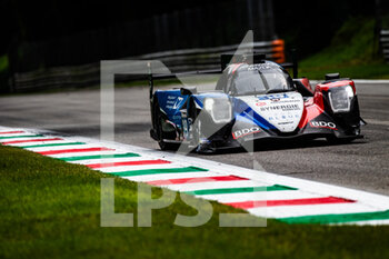 11/10/2020 - 39 Allen James (aus), Laurent Thomas (fra), Cougnaud Alexandre (fra), Graff, Oreca 07 Gibson, action during the 2020 4 Hours of Monza, 4th round of the 2020 European Le Mans Series, from October 9 to 11, 2020 on the Autodromo Nazionale di Monza, Italy - Photo Germain Hazard / DPPI - 4 HOURS OF MONZA, 4TH ROUND OF THE 2020 EUROPEAN LE MANS SERIES - SUNDAY - ENDURANCE - MOTORI