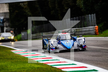11/10/2020 - 31 Canal Julien (fra), Jamin Nicolas (fra), Stevens Will (gbr), Panis Racing, Oreca 07 Gibson, action during the 2020 4 Hours of Monza, 4th round of the 2020 European Le Mans Series, from October 9 to 11, 2020 on the Autodromo Nazionale di Monza, Italy - Photo Germain Hazard / DPPI - 4 HOURS OF MONZA, 4TH ROUND OF THE 2020 EUROPEAN LE MANS SERIES - SUNDAY - ENDURANCE - MOTORI