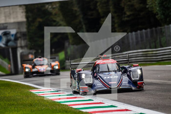 11/10/2020 - 22 Hanson Phil (gbr), Albuquerque Filipe (prt), United Autosport, Oreca 07 Gibson, action during the 2020 4 Hours of Monza, 4th round of the 2020 European Le Mans Series, from October 9 to 11, 2020 on the Autodromo Nazionale di Monza, Italy - Photo Germain Hazard / DPPI - 4 HOURS OF MONZA, 4TH ROUND OF THE 2020 EUROPEAN LE MANS SERIES - SUNDAY - ENDURANCE - MOTORI