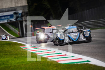 11/10/2020 - 30 Gommendy Tristan (fra), Hirschi Jonathan (che), Tereschenko Konstantin (rus), Duqueine Team,, Oreca 07 Gibson, action during the 2020 4 Hours of Monza, 4th round of the 2020 European Le Mans Series, from October 9 to 11, 2020 on the Autodromo Nazionale di Monza, Italy - Photo Germain Hazard / DPPI - 4 HOURS OF MONZA, 4TH ROUND OF THE 2020 EUROPEAN LE MANS SERIES - SUNDAY - ENDURANCE - MOTORI