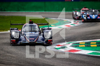 11/10/2020 - 32 Owen William (usa), Brundle Alex (gbr), Van Uitert Job (nld), United Autosport, Oreca 07 Gibson, action during the 2020 4 Hours of Monza, 4th round of the 2020 European Le Mans Series, from October 9 to 11, 2020 on the Autodromo Nazionale di Monza, Italy - Photo Germain Hazard / DPPI - 4 HOURS OF MONZA, 4TH ROUND OF THE 2020 EUROPEAN LE MANS SERIES - SUNDAY - ENDURANCE - MOTORI