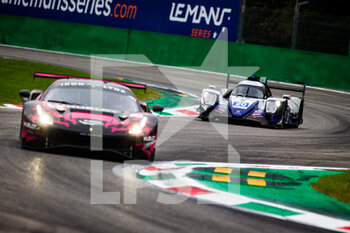 11/10/2020 - 20 Fjordbach Anders (dnk), Andersen Dennis (dnk), High Class Racing, Oreca 07 Gibson, action during the 2020 4 Hours of Monza, 4th round of the 2020 European Le Mans Series, from October 9 to 11, 2020 on the Autodromo Nazionale di Monza, Italy - Photo Germain Hazard / DPPI - 4 HOURS OF MONZA, 4TH ROUND OF THE 2020 EUROPEAN LE MANS SERIES - SUNDAY - ENDURANCE - MOTORI