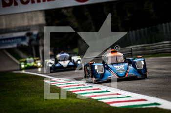 11/10/2020 - 35 Dracone Francesco (ita), Campana Sergio (ita), BHK Motorsport, Oreca 07 Gibson, action during the 2020 4 Hours of Monza, 4th round of the 2020 European Le Mans Series, from October 9 to 11, 2020 on the Autodromo Nazionale di Monza, Italy - Photo Thomas Fenetre / DPPI - 4 HOURS OF MONZA, 4TH ROUND OF THE 2020 EUROPEAN LE MANS SERIES - SUNDAY - ENDURANCE - MOTORI