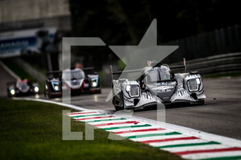 11/10/2020 - 25 Falb John (usa), Trummer Simmon (che), Aubry Gabriel (fra), Algarve Pro Racing, Oreca 07 Gibson, action during the 2020 4 Hours of Monza, 4th round of the 2020 European Le Mans Series, from October 9 to 11, 2020 on the Autodromo Nazionale di Monza, Italy - Photo Thomas Fenetre / DPPI - 4 HOURS OF MONZA, 4TH ROUND OF THE 2020 EUROPEAN LE MANS SERIES - SUNDAY - ENDURANCE - MOTORI