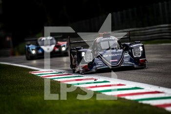 11/10/2020 - 32 Owen William (usa), Brundle Alex (gbr), Van Uitert Job (nld), United Autosport, Oreca 07 Gibson, action during the 2020 4 Hours of Monza, 4th round of the 2020 European Le Mans Series, from October 9 to 11, 2020 on the Autodromo Nazionale di Monza, Italy - Photo Thomas Fenetre / DPPI - 4 HOURS OF MONZA, 4TH ROUND OF THE 2020 EUROPEAN LE MANS SERIES - SUNDAY - ENDURANCE - MOTORI