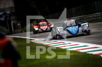 11/10/2020 - 31 Canal Julien (fra), Jamin Nicolas (fra), Stevens Will (gbr), Panis Racing, Oreca 07 Gibson, action during the 2020 4 Hours of Monza, 4th round of the 2020 European Le Mans Series, from October 9 to 11, 2020 on the Autodromo Nazionale di Monza, Italy - Photo Thomas Fenetre / DPPI - 4 HOURS OF MONZA, 4TH ROUND OF THE 2020 EUROPEAN LE MANS SERIES - SUNDAY - ENDURANCE - MOTORI