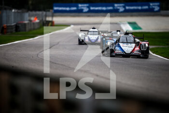 11/10/2020 - 39 Allen James (aus), Laurent Thomas (fra), Cougnaud Alexandre (fra), Graff, Oreca 07 Gibson, action during the 2020 4 Hours of Monza, 4th round of the 2020 European Le Mans Series, from October 9 to 11, 2020 on the Autodromo Nazionale di Monza, Italy - Photo Thomas Fenetre / DPPI - 4 HOURS OF MONZA, 4TH ROUND OF THE 2020 EUROPEAN LE MANS SERIES - SUNDAY - ENDURANCE - MOTORI