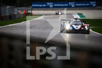 11/10/2020 - 09 Capillaire Vincent (fra), Robin Arnold (fra), Robin Maxime (fra), Graff, Ligier JS P320 - Nissan, action during the 2020 4 Hours of Monza, 4th round of the 2020 European Le Mans Series, from October 9 to 11, 2020 on the Autodromo Nazionale di Monza, Italy - Photo Thomas Fenetre / DPPI - 4 HOURS OF MONZA, 4TH ROUND OF THE 2020 EUROPEAN LE MANS SERIES - SUNDAY - ENDURANCE - MOTORI