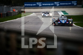 11/10/2020 - 08 Garcia Esteban, (che), Droux David (che), Realteam Racing, Ligier JS P320 - Nissan, action during the 2020 4 Hours of Monza, 4th round of the 2020 European Le Mans Series, from October 9 to 11, 2020 on the Autodromo Nazionale di Monza, Italy - Photo Thomas Fenetre / DPPI - 4 HOURS OF MONZA, 4TH ROUND OF THE 2020 EUROPEAN LE MANS SERIES - SUNDAY - ENDURANCE - MOTORI