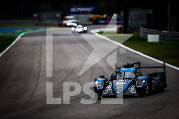 11/10/2020 - 30 Gommendy Tristan (fra), Hirschi Jonathan (che), Tereschenko Konstantin (rus), Duqueine Team,, Oreca 07 Gibson, action during the 2020 4 Hours of Monza, 4th round of the 2020 European Le Mans Series, from October 9 to 11, 2020 on the Autodromo Nazionale di Monza, Italy - Photo Thomas Fenetre / DPPI - 4 HOURS OF MONZA, 4TH ROUND OF THE 2020 EUROPEAN LE MANS SERIES - SUNDAY - ENDURANCE - MOTORI