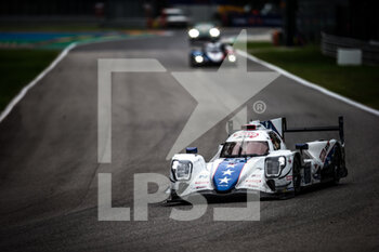11/10/2020 - 27 Hedman Henrik (swe), Hanley Ben (gbr), Milesi Charles (fra), Dragonspeed USA, Oreca 07 Gibson, action during the 2020 4 Hours of Monza, 4th round of the 2020 European Le Mans Series, from October 9 to 11, 2020 on the Autodromo Nazionale di Monza, Italy - Photo Thomas Fenetre / DPPI - 4 HOURS OF MONZA, 4TH ROUND OF THE 2020 EUROPEAN LE MANS SERIES - SUNDAY - ENDURANCE - MOTORI