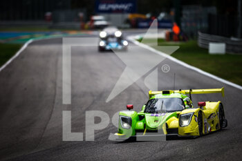 11/10/2020 - 13 Lunardi Dino (fra), Hippe Martin (deu), Inter Europol Competition, Ligier JS P320 - Nissan, action during the 2020 4 Hours of Monza, 4th round of the 2020 European Le Mans Series, from October 9 to 11, 2020 on the Autodromo Nazionale di Monza, Italy - Photo Thomas Fenetre / DPPI - 4 HOURS OF MONZA, 4TH ROUND OF THE 2020 EUROPEAN LE MANS SERIES - SUNDAY - ENDURANCE - MOTORI