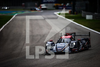 11/10/2020 - 22 Hanson Phil (gbr), Albuquerque Filipe (prt), United Autosport, Oreca 07 Gibson, action during the 2020 4 Hours of Monza, 4th round of the 2020 European Le Mans Series, from October 9 to 11, 2020 on the Autodromo Nazionale di Monza, Italy - Photo Thomas Fenetre / DPPI - 4 HOURS OF MONZA, 4TH ROUND OF THE 2020 EUROPEAN LE MANS SERIES - SUNDAY - ENDURANCE - MOTORI