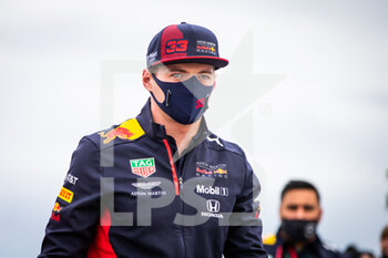 14/11/2020 - VERSTAPPEN Max (ned), Aston Martin Red Bull Racing Honda RB16, portrait during the Formula 1 DHL Turkish Grand Prix 2020, from November 13 to 15, 2020 on the Intercity Istanbul Park, in Tuzla, near Istanbul, Turkey - Photo Antonin Vincent / DPPI - FORMULA 1 DHL TURKISH GRAND PRIX 2020 - SATURDAY - FORMULA 1 - MOTORI
