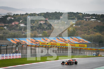 14/11/2020 - 23 ALBON Alexander (tha), Aston Martin Red Bull Racing Honda RB16, action during the Formula 1 DHL Turkish Grand Prix 2020, from November 13 to 15, 2020 on the Intercity Istanbul Park, in Tuzla, near Istanbul, Turkey - Photo Antonin Vincent / DPPI - FORMULA 1 DHL TURKISH GRAND PRIX 2020 - SATURDAY - FORMULA 1 - MOTORI