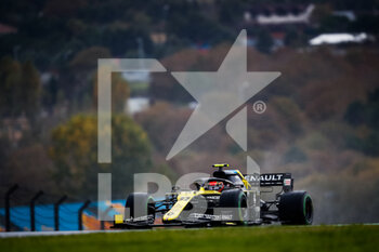 14/11/2020 - 31 OCON Esteban (fra), Renault F1 Team RS20, action during the Formula 1 DHL Turkish Grand Prix 2020, from November 13 to 15, 2020 on the Intercity Istanbul Park, in Tuzla, near Istanbul, Turkey - Photo Antonin Vincent / DPPI - FORMULA 1 DHL TURKISH GRAND PRIX 2020 - SATURDAY - FORMULA 1 - MOTORI