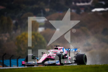 14/11/2020 - 11 PEREZ Sergio (mex), Racing Point F1 RP20, action during the Formula 1 DHL Turkish Grand Prix 2020, from November 13 to 15, 2020 on the Intercity Istanbul Park, in Tuzla, near Istanbul, Turkey - Photo Antonin Vincent / DPPI - FORMULA 1 DHL TURKISH GRAND PRIX 2020 - SATURDAY - FORMULA 1 - MOTORI
