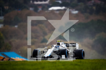 14/11/2020 - 06 LATIFI Nicholas (can), Williams Racing F1 FW43, action during the Formula 1 DHL Turkish Grand Prix 2020, from November 13 to 15, 2020 on the Intercity Istanbul Park, in Tuzla, near Istanbul, Turkey - Photo Antonin Vincent / DPPI - FORMULA 1 DHL TURKISH GRAND PRIX 2020 - SATURDAY - FORMULA 1 - MOTORI
