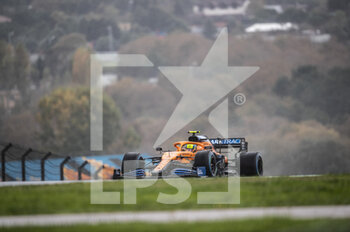 14/11/2020 - 04 NORRIS Lando (gbr), McLaren Renault F1 MCL35, action during the Formula 1 DHL Turkish Grand Prix 2020, from November 13 to 15, 2020 on the Intercity Istanbul Park, in Tuzla, near Istanbul, Turkey - Photo Antonin Vincent / DPPI - FORMULA 1 DHL TURKISH GRAND PRIX 2020 - SATURDAY - FORMULA 1 - MOTORI