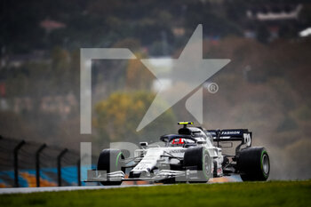 14/11/2020 - 10 GASLY Pierre (fra), Scuderia AlphaTauri Honda AT01, action during the Formula 1 DHL Turkish Grand Prix 2020, from November 13 to 15, 2020 on the Intercity Istanbul Park, in Tuzla, near Istanbul, Turkey - Photo Antonin Vincent / DPPI - FORMULA 1 DHL TURKISH GRAND PRIX 2020 - SATURDAY - FORMULA 1 - MOTORI