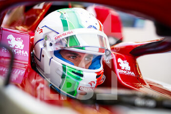 14/11/2020 - GIOVINAZZI Antonio (ita), Alfa Romeo Racing ORLEN C39, portrait during the Formula 1 DHL Turkish Grand Prix 2020, from November 13 to 15, 2020 on the Intercity Istanbul Park, in Tuzla, near Istanbul, Turkey - Photo Florent Gooden / DPPI - FORMULA 1 DHL TURKISH GRAND PRIX 2020 - SATURDAY - FORMULA 1 - MOTORI