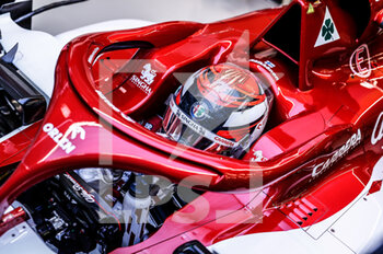 14/11/2020 - RAIKKONEN Kimi (fin), Alfa Romeo Racing ORLEN C39, portrait during the Formula 1 DHL Turkish Grand Prix 2020, from November 13 to 15, 2020 on the Intercity Istanbul Park, in Tuzla, near Istanbul, Turkey - Photo Florent Gooden / DPPI - FORMULA 1 DHL TURKISH GRAND PRIX 2020 - SATURDAY - FORMULA 1 - MOTORI
