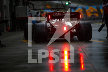 14/11/2020 - GIOVINAZZI Antonio (ita), Alfa Romeo Racing ORLEN C39, action during the Formula 1 DHL Turkish Grand Prix 2020, from November 13 to 15, 2020 on the Intercity Istanbul Park, in Tuzla, near Istanbul, Turkey - Photo Florent Gooden / DPPI - FORMULA 1 DHL TURKISH GRAND PRIX 2020 - SATURDAY - FORMULA 1 - MOTORI