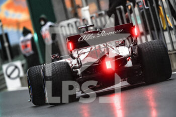 14/11/2020 - 07 RAIKKONEN Kimi (fin), Alfa Romeo Racing ORLEN C39, action during the Formula 1 DHL Turkish Grand Prix 2020, from November 13 to 15, 2020 on the Intercity Istanbul Park, in Tuzla, near Istanbul, Turkey - Photo Florent Gooden / DPPI - FORMULA 1 DHL TURKISH GRAND PRIX 2020 - SATURDAY - FORMULA 1 - MOTORI