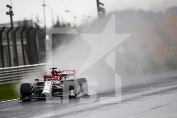 14/11/2020 - RAIKKONEN Kimi (fin), Alfa Romeo Racing ORLEN C39, action during the Formula 1 DHL Turkish Grand Prix 2020, from November 13 to 15, 2020 on the Intercity Istanbul Park, in Tuzla, near Istanbul, Turkey - Photo Florent Gooden / DPPI - FORMULA 1 DHL TURKISH GRAND PRIX 2020 - SATURDAY - FORMULA 1 - MOTORI