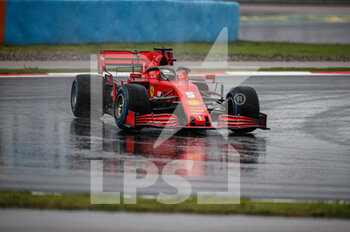 14/11/2020 - 05 VETTEL Sebastian (ger), Scuderia Ferrari SF1000, action during the Formula 1 DHL Turkish Grand Prix 2020, from November 13 to 15, 2020 on the Intercity Istanbul Park, in Tuzla, near Istanbul, Turkey - Photo Antonin Vincent / DPPI - FORMULA 1 DHL TURKISH GRAND PRIX 2020 - SATURDAY - FORMULA 1 - MOTORI