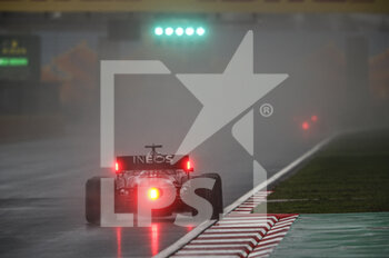 14/11/2020 - 44 HAMILTON Lewis (gbr), Mercedes AMG F1 GP W11 Hybrid EQ Power+, action during the Formula 1 DHL Turkish Grand Prix 2020, from November 13 to 15, 2020 on the Intercity Istanbul Park, in Tuzla, near Istanbul, Turkey - Photo Antonin Vincent / DPPI - FORMULA 1 DHL TURKISH GRAND PRIX 2020 - SATURDAY - FORMULA 1 - MOTORI