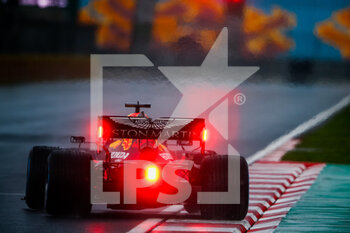 14/11/2020 - 33 VERSTAPPEN Max (nld), Aston Martin Red Bull Racing Honda RB16, action during the Formula 1 DHL Turkish Grand Prix 2020, from November 13 to 15, 2020 on the Intercity Istanbul Park, in Tuzla, near Istanbul, Turkey - Photo Antonin Vincent / DPPI - FORMULA 1 DHL TURKISH GRAND PRIX 2020 - SATURDAY - FORMULA 1 - MOTORI