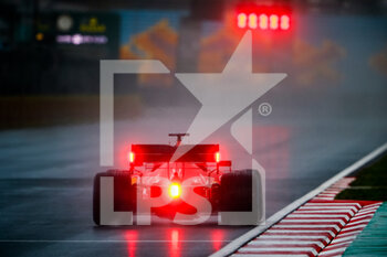 14/11/2020 - 16 LECLERC Charles (mco), Scuderia Ferrari SF1000, action during the Formula 1 DHL Turkish Grand Prix 2020, from November 13 to 15, 2020 on the Intercity Istanbul Park, in Tuzla, near Istanbul, Turkey - Photo Antonin Vincent / DPPI - FORMULA 1 DHL TURKISH GRAND PRIX 2020 - SATURDAY - FORMULA 1 - MOTORI