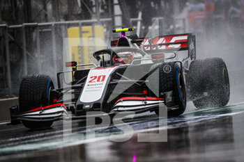 14/11/2020 - MAGNUSSEN Kevin (dnk), Haas F1 Team VF-20 Ferrari, action during the Formula 1 DHL Turkish Grand Prix 2020, from November 13 to 15, 2020 on the Intercity Istanbul Park, in Tuzla, near Istanbul, Turkey - Photo Florent Gooden / DPPI - FORMULA 1 DHL TURKISH GRAND PRIX 2020 - SATURDAY - FORMULA 1 - MOTORI