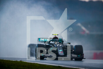 14/11/2020 - 77 BOTTAS Valtteri (fin), Mercedes AMG F1 GP W11 Hybrid EQ Power+, action during the Formula 1 DHL Turkish Grand Prix 2020, from November 13 to 15, 2020 on the Intercity Istanbul Park, in Tuzla, near Istanbul, Turkey - Photo Antonin Vincent / DPPI - FORMULA 1 DHL TURKISH GRAND PRIX 2020 - SATURDAY - FORMULA 1 - MOTORI