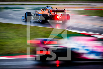 14/11/2020 - 55 SAINZ Carlos (spa), McLaren Renault F1 MCL35, action during the Formula 1 DHL Turkish Grand Prix 2020, from November 13 to 15, 2020 on the Intercity Istanbul Park, in Tuzla, near Istanbul, Turkey - Photo Antonin Vincent / DPPI - FORMULA 1 DHL TURKISH GRAND PRIX 2020 - SATURDAY - FORMULA 1 - MOTORI