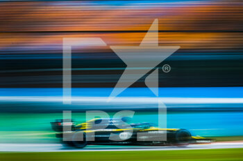 14/11/2020 - 03 RICCIARDO Daniel (aus), Renault F1 Team RS20, action during the Formula 1 DHL Turkish Grand Prix 2020, from November 13 to 15, 2020 on the Intercity Istanbul Park, in Tuzla, near Istanbul, Turkey - Photo Antonin Vincent / DPPI - FORMULA 1 DHL TURKISH GRAND PRIX 2020 - SATURDAY - FORMULA 1 - MOTORI