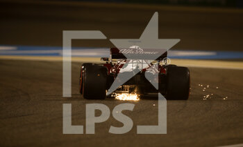 27/03/2021 - 07 RAIKKONEN Kimi (fin), Alfa Romeo Racing ORLEN C41, action during Formula 1 Gulf Air Bahrain Grand Prix 2021 from March 26 to 28, 2021 on the Bahrain International Circuit, in Sakhir, Bahrain - Photo DPPI - FORMULA 1 GULF AIR BAHRAIN GRAND PRIX 2021 - FORMULA 1 - MOTORI
