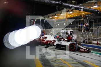27/03/2021 - 99 GIOVINAZZI Antonio (ita), Alfa Romeo Racing ORLEN C41 during Formula 1 Gulf Air Bahrain Grand Prix 2021 from March 26 to 28, 2021 on the Bahrain International Circuit, in Sakhir, Bahrain - Photo Florent Gooden / DPPI - FORMULA 1 GULF AIR BAHRAIN GRAND PRIX 2021 - FORMULA 1 - MOTORI