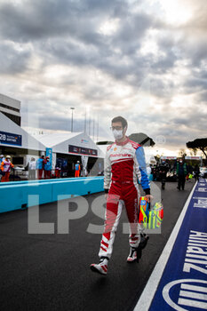 10/04/2021 - SIMS Alexander (gbr), Mahindra Racing, Mahinda M7Electro, portrait during the 2021 Rome ePrix, 3rd round of the 2020-21 Formula E World Championship, on the Circuito Cittadino dell'EUR from April 9 to 11, in Rome, Italy - Photo Germain Hazard / DPPI - 2021 ROME EPRIX, 3RD ROUND OF THE 2020-21 FORMULA E WORLD CHAMPIONSHIP - FORMULA E - MOTORI