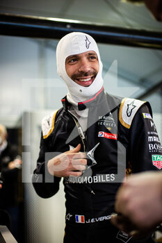 10/04/2021 - VERGNE Jean-Eric (fra), DS Techeetah, DS E-Tense FE20, portrait during the 2021 Rome ePrix, 3rd round of the 2020-21 Formula E World Championship, on the Circuito Cittadino dell'EUR from April 9 to 11, in Rome, Italy - Photo Germain Hazard / DPPI - 2021 ROME EPRIX, 3RD ROUND OF THE 2020-21 FORMULA E WORLD CHAMPIONSHIP - FORMULA E - MOTORI