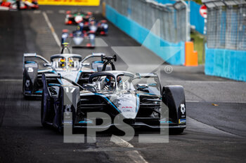 10/04/2021 - 17 De Vries Nyck (nld), Mercedes-Benz EQ Formula E Team, Mercedes-Benz EQ Silver Arrow 02, action during the 2021 Rome ePrix, 3rd round of the 2020-21 Formula E World Championship, on the Circuito Cittadino dell'EUR from April 9 to 11, in Rome, Italy - Photo Germain Hazard / DPPI - 2021 ROME EPRIX, 3RD ROUND OF THE 2020-21 FORMULA E WORLD CHAMPIONSHIP - FORMULA E - MOTORI