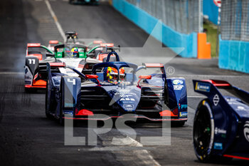 10/04/2021 - 04 Frijns Robin (nld), Envision Virgin Racing, Audi e-tron FE07, action during the 2021 Rome ePrix, 3rd round of the 2020-21 Formula E World Championship, on the Circuito Cittadino dell'EUR from April 9 to 11, in Rome, Italy - Photo Germain Hazard / DPPI - 2021 ROME EPRIX, 3RD ROUND OF THE 2020-21 FORMULA E WORLD CHAMPIONSHIP - FORMULA E - MOTORI