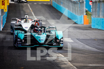 10/04/2021 - 20 Evans Mitch (nzl), Jaguar Racing, Jaguar I-Type 5, action during the 2021 Rome ePrix, 3rd round of the 2020-21 Formula E World Championship, on the Circuito Cittadino dell'EUR from April 9 to 11, in Rome, Italy - Photo Germain Hazard / DPPI - 2021 ROME EPRIX, 3RD ROUND OF THE 2020-21 FORMULA E WORLD CHAMPIONSHIP - FORMULA E - MOTORI