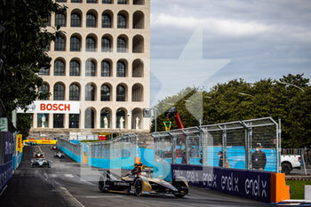 10/04/2021 - 13 Da Costa Antonio Felix (por), DS Techeetah, DS E-Tense FE20, action during the 2021 Rome ePrix, 3rd round of the 2020-21 Formula E World Championship, on the Circuito Cittadino dell'EUR from April 9 to 11, in Rome, Italy - Photo Germain Hazard / DPPI - 2021 ROME EPRIX, 3RD ROUND OF THE 2020-21 FORMULA E WORLD CHAMPIONSHIP - FORMULA E - MOTORI