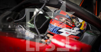 10/04/2021 - BUEMI Sébastien (swi), Nissan e.dams, Nissan IM02, portrait during the 2021 Rome ePrix, 3rd round of the 2020-21 Formula E World Championship, on the Circuito Cittadino dell'EUR from April 9 to 11, in Rome, Italy - Photo François Flamand / DPPI - 2021 ROME EPRIX, 3RD ROUND OF THE 2020-21 FORMULA E WORLD CHAMPIONSHIP - FORMULA E - MOTORI