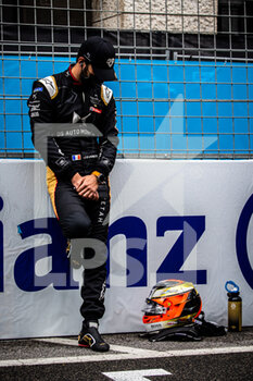 10/04/2021 - VERGNE Jean-Eric (fra), DS Techeetah, DS E-Tense FE20, portrait grille de depart starting grid during the 2021 Rome ePrix, 3rd round of the 2020-21 Formula E World Championship, on the Circuito Cittadino dell'EUR from April 9 to 11, in Rome, Italy - Photo Germain Hazard / DPPI - 2021 ROME EPRIX, 3RD ROUND OF THE 2020-21 FORMULA E WORLD CHAMPIONSHIP - FORMULA E - MOTORI