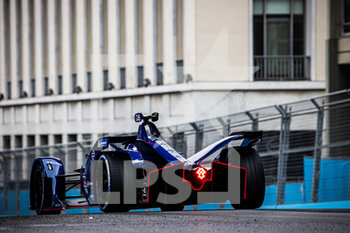 10/04/2021 - 37 Cassidy Nick (nzl), Envision Virgin Racing, Audi e-tron FE07, action during the 2021 Rome ePrix, 3rd round of the 2020-21 Formula E World Championship, on the Circuito Cittadino dell'EUR from April 9 to 11, in Rome, Italy - Photo Germain Hazard / DPPI - 2021 ROME EPRIX, 3RD ROUND OF THE 2020-21 FORMULA E WORLD CHAMPIONSHIP - FORMULA E - MOTORI